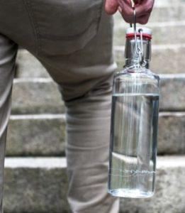 Für den Wassertrinker