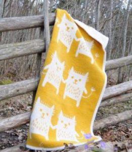 Decken Baumwollchenille